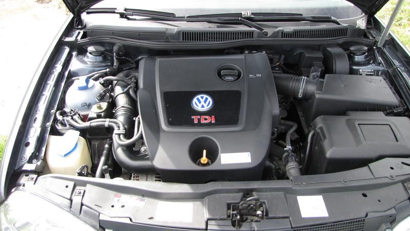 1.9 TDI 150pk motor