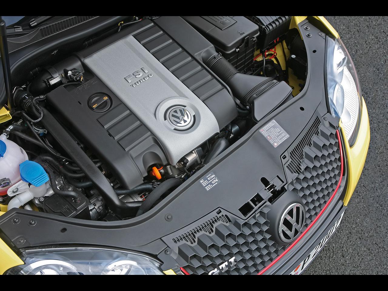 Der neue Volkswagen Golf GTI Pirelli