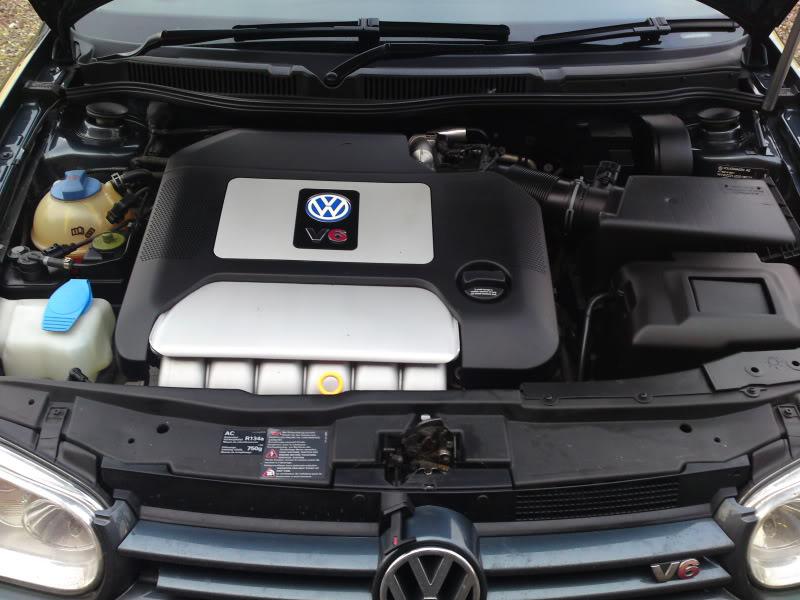2.8 V6 204pk motor