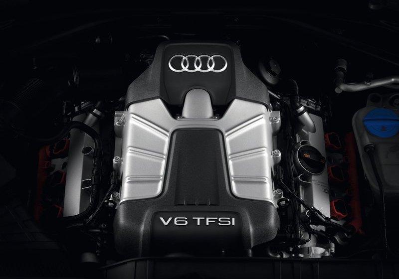 3.0 TFSI motor