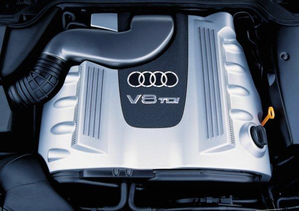 3.3 V8 TDI JD motor