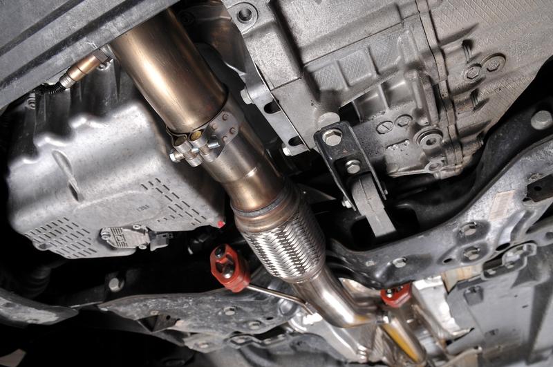 Milltek Uitlaat JD Stage 2. 1.4 TSI Twincharger