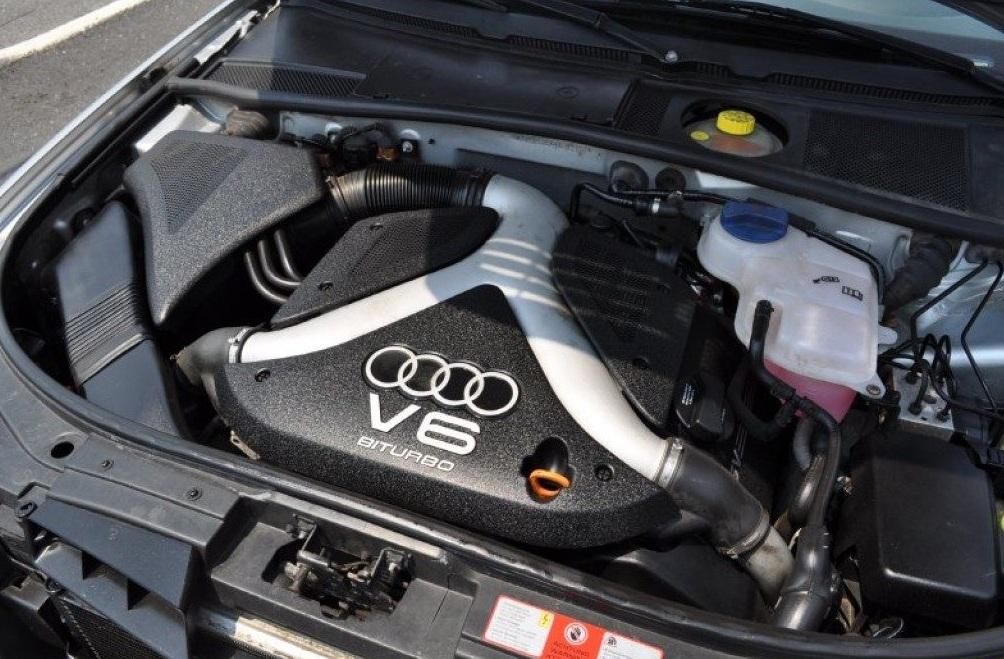 VAG 2.7 V6 BiT motor