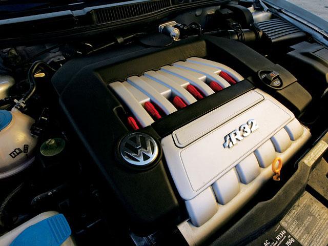 VAG 3.2 V6  motor