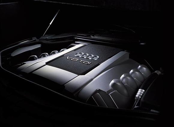 VAG 4.0 TDI V8 275pk motor