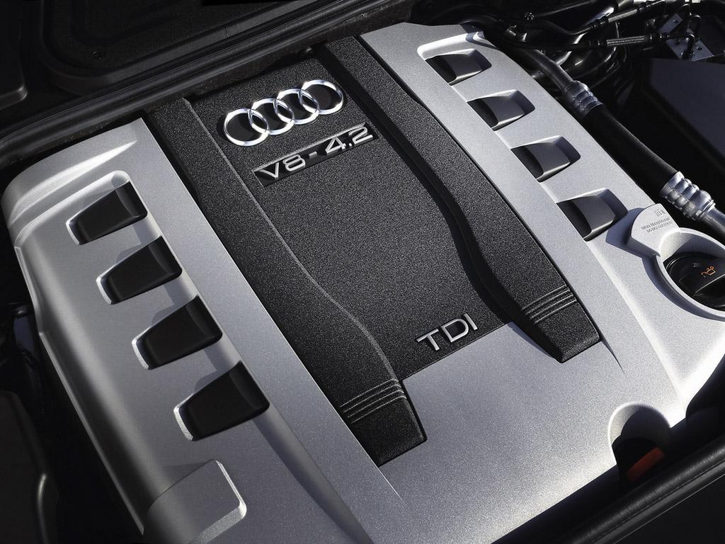 VAG 4.2 TDI EDC16 326pk motor