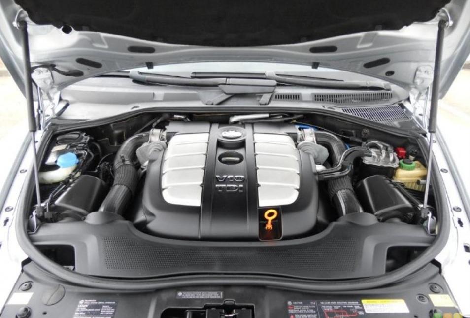 VAG 5.0 V10 TDI motor