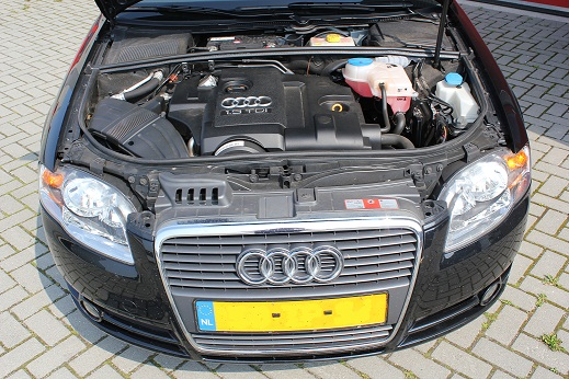 motor A4 b7 115pk