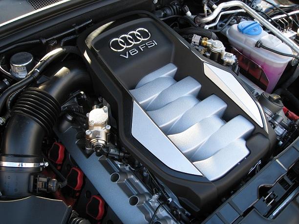 vag 4.2 V8 FSI 350-355pk