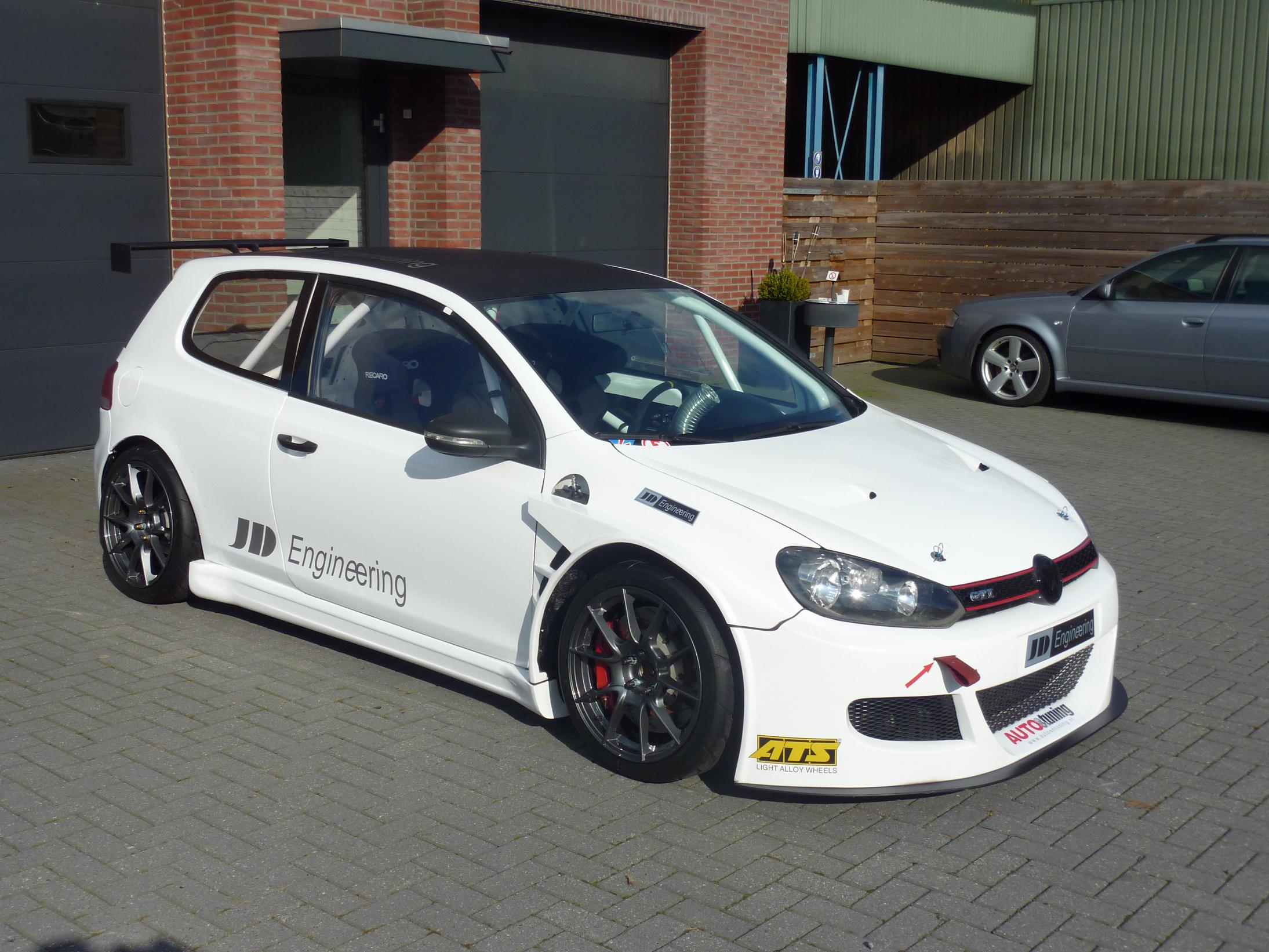 JDEngineering – Race Golf 6 2 0 TDI CR 140pk DSG