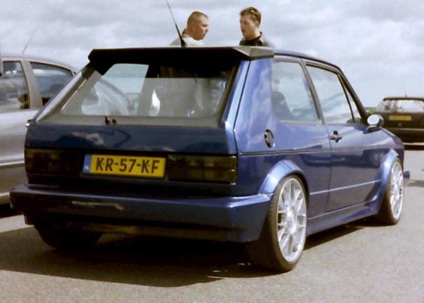 JDEngineering – VW Golf 1 16vG60 Golf.nl