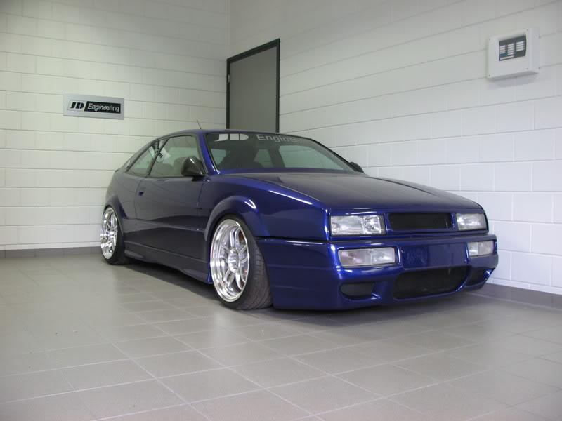 Jdengineering Vw Corrado 16vg60