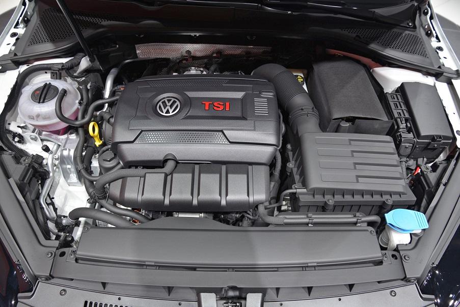 VW Golf 7 GTI motor