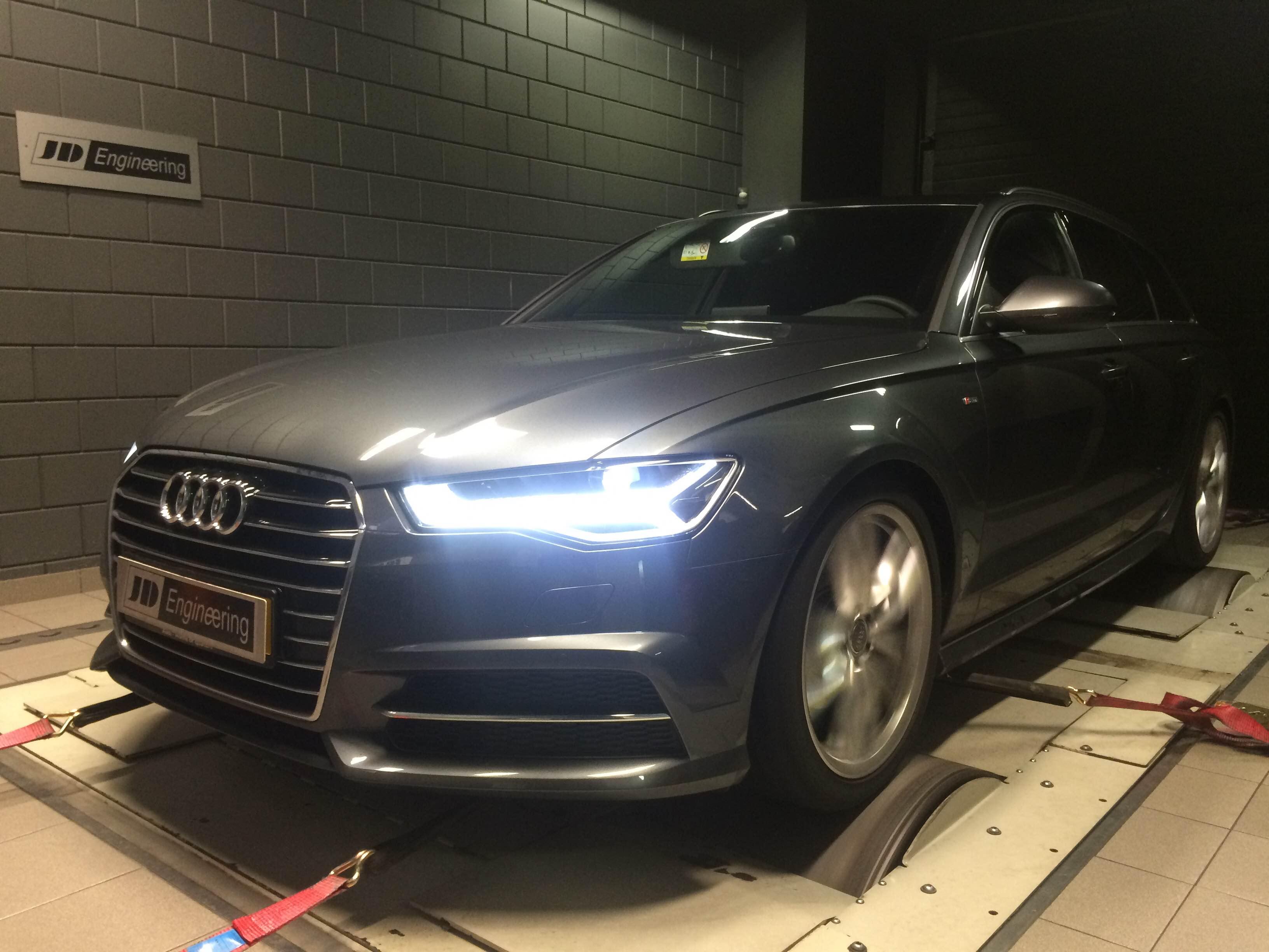 Audi Ultra 2.0 TDI 190pk JDEngineering