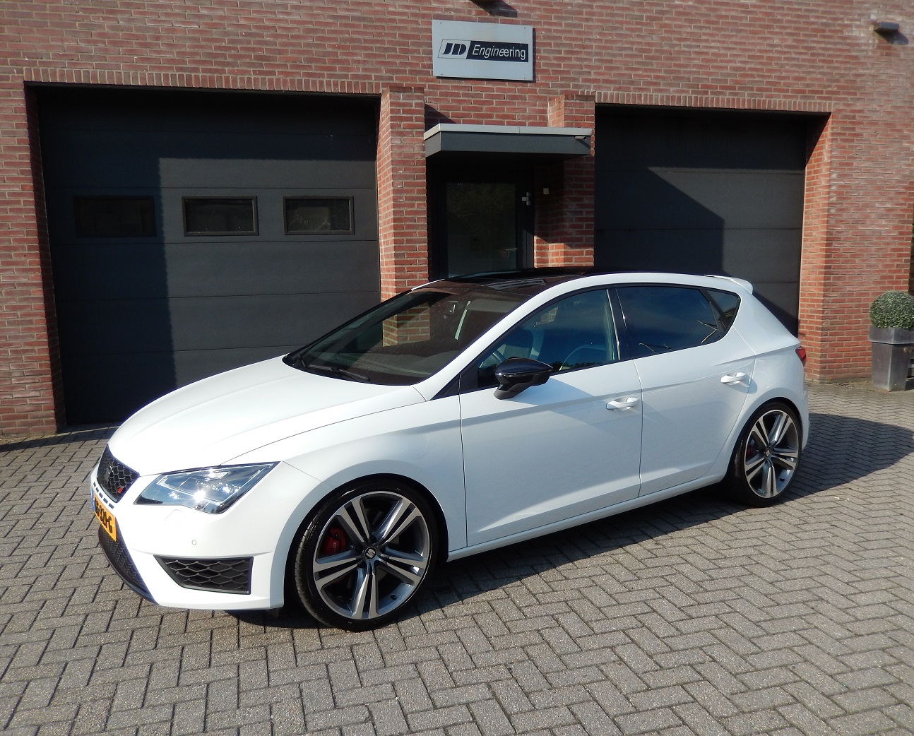 jdengineering seat leon 5f cupra jd460. Black Bedroom Furniture Sets. Home Design Ideas