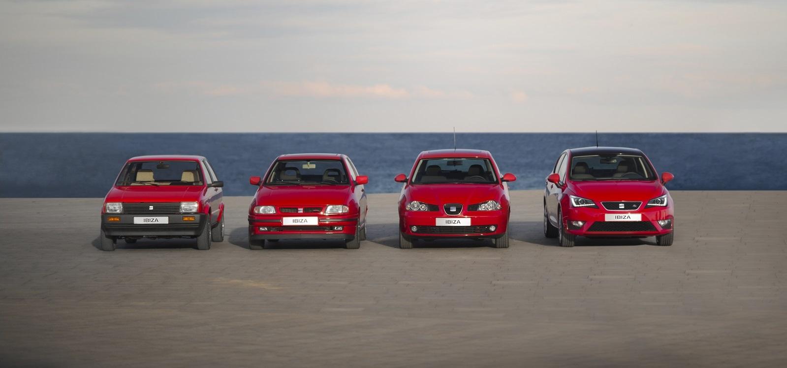 Ibiza Modellen