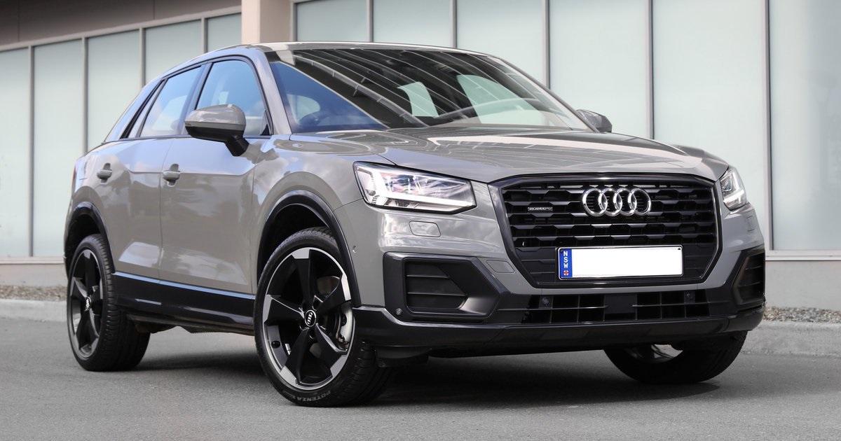 JD Audi Q2
