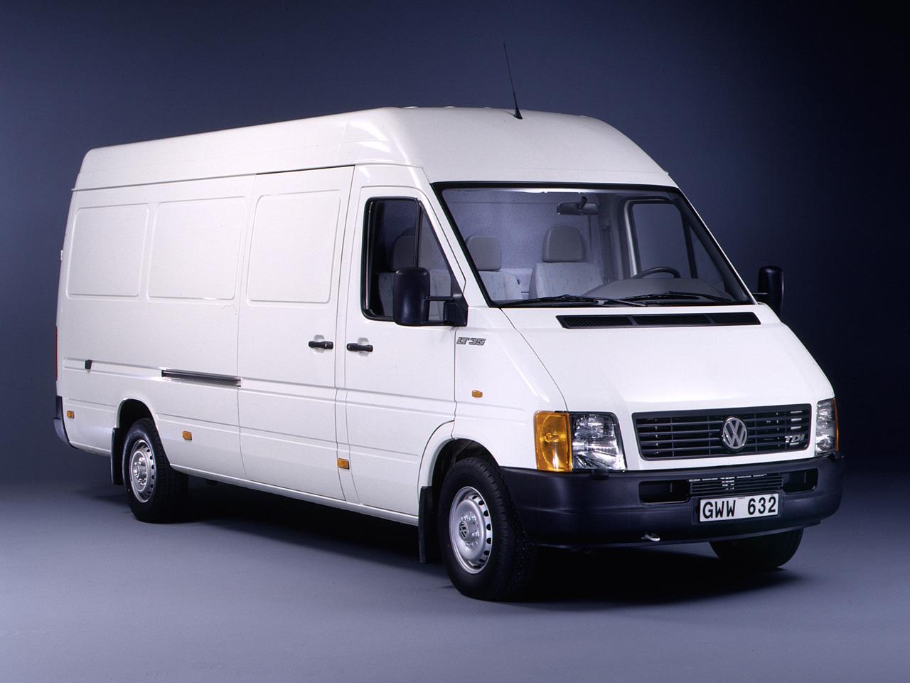 VW LT JD